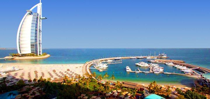✈ 8 дней отдыха с питанем для двоих в отеле «Sadaf Hotel» в ОАЭ по горящей цене