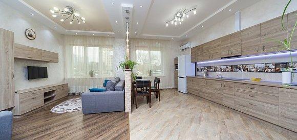 Скидки до 45% на квартиры посуточно в Одессе!