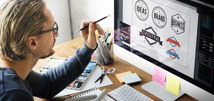 Разработка фирменного стиля и логотипа от студии графического дизайна «Bixi.b»