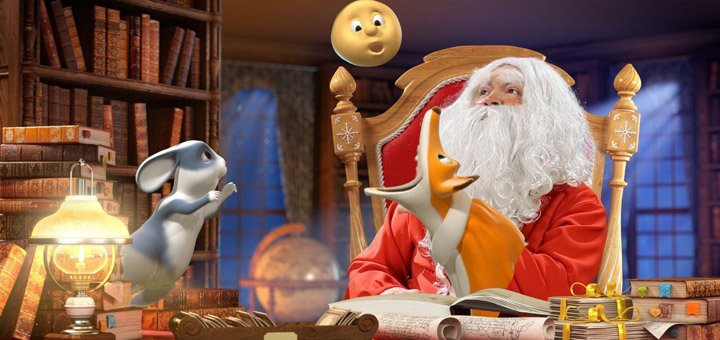 Именные видеопоздравления и видеосказки для детей от Деда Мороза от «Канцелярия Деда Мороза»