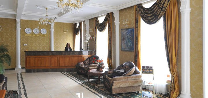 От 2 дней отдыха с бассейном, джакузи и сауной в SPA-отеле «Dodo» в Житомире