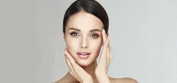 До 5 сеансов електропорації обличчя в салоні краси і естетичної косметології