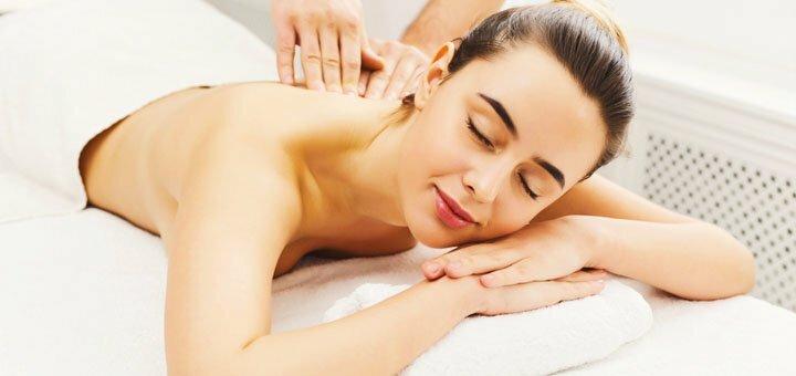 До 7 сеансов лечебного массажа спины или шейно-воротниковой зоны от «AntiSalon SPA»