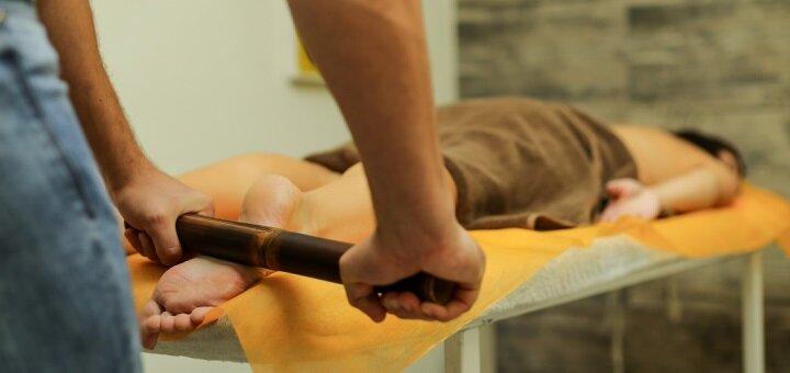 До 5 сеансов тайского массажа стоп в массажном салоне «МассажPRO»
