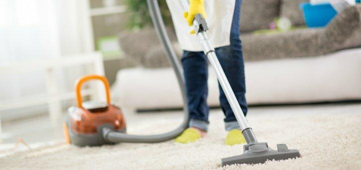 Химчистка ковролина и мягкой мебели от клининговой компании «Cleanings»