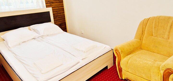 От 3 дней осеннего отдыха в отеле «Пипаш» на курорте Драгобрат