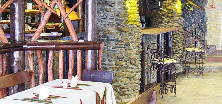 От 3 дней отдыха с питанием в отельном комплексе «Панська Ровінь» в Карпатах