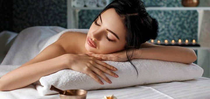 Авторская SPA-программа с горячим массажем в салоне красоты «Bellissimo»
