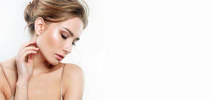 Скидка 10% на лифтинг-уход за кожей лица «Шоковкус «Няшка» от косметолога Елены Вильковской