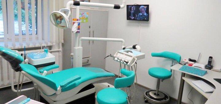 Скидка 68% на чистку и отбеливание зубов в стоматологической клинике «ЛеМед-Дент»