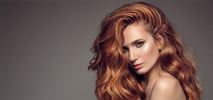 Кератиновое восстановление и лечение волос в студии красоты «HappyN»