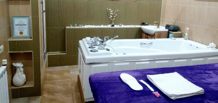 SPA-программа «Кокосовый рай» в массажном кабинете «Beauty studio»