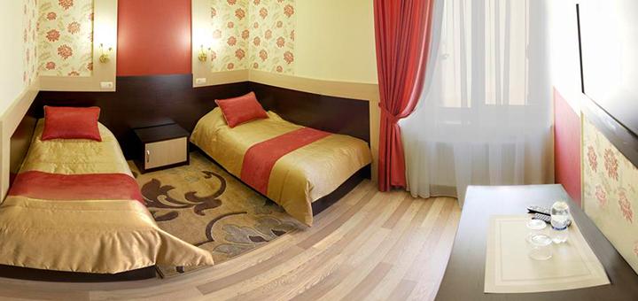 Лучший отдых во Львове! 2, 3 или 4 дня отдыха для двоих в отельном комплексе «Палада» от 699 грн.!