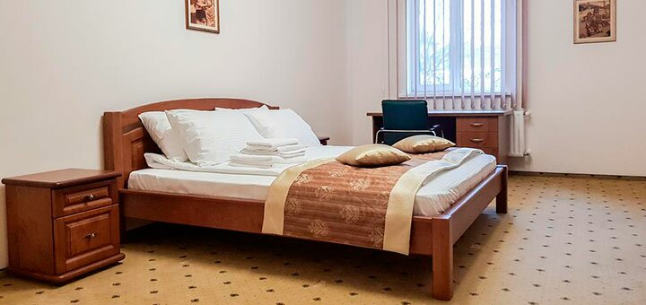 От 2 дней отдыха в июне в отеле «Bortnichi Village» под Киевом