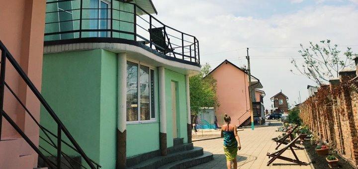 От 3 дней отдыха в мае и сентябре на базе «Карина» в Кирилловке на берегу Азовского моря