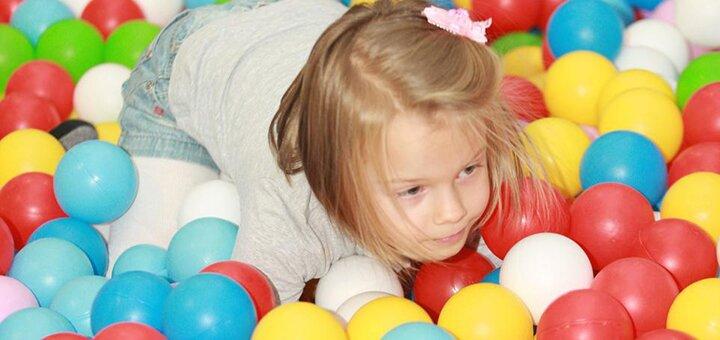 Целый день развлечений для ребенка в детском парке «Fly Park»