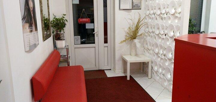 Калифорнийское мелирование волос 2 длины «Matrix» в салоне красоты «Fen-x»