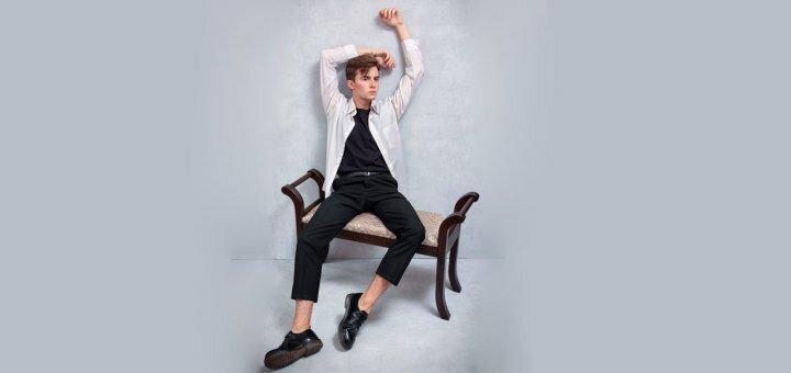 Профессиональная фотосъемка для мужчин «Мужественность» в студии «TJ»