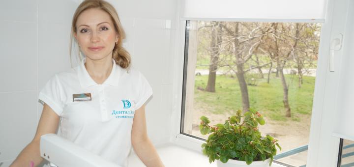Скидка до 72% на ультразвуковую чистку зубов в стоматологии «Дентал Элит»