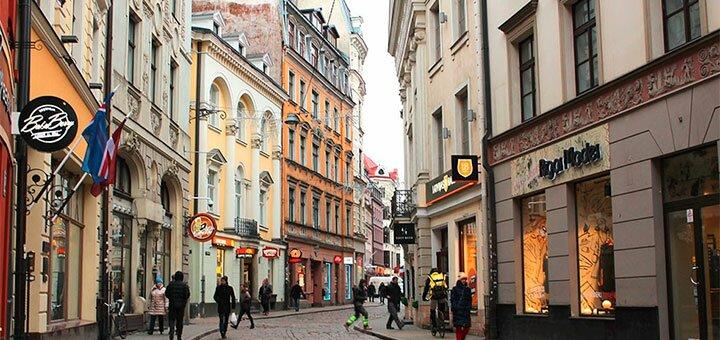 Скидка 25% на автобусный тур «Балтийский вояж и круиз в Стокгольм» от «Universal Travel»