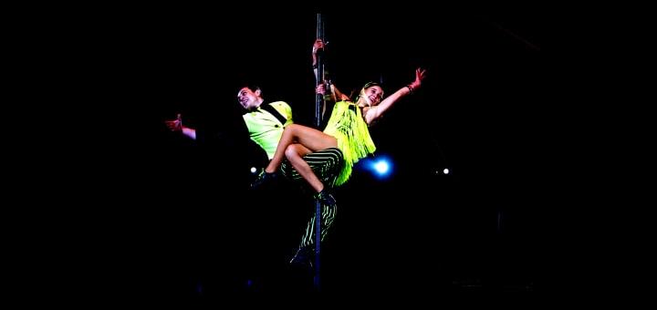 Скидка 50% на два билета на шоу «Планета Цирк» в Днепровском цирке