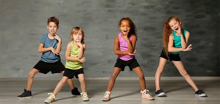 Від 5 днів яскравих літніх канікул у танцювальному таборі від «Sensation Dance Studio»