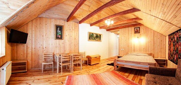 От 3 дней летнего отдыха в июле и августе в отеле «Гірський Прутець» в Полянице