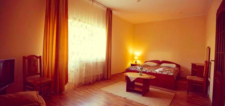От 4 дней отдыха в отеле «Shaian Edelweis» на курорте Шаян