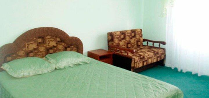 От 3 дней отдыха в номерах люкс отеля «Вилла Виктория» на Арабатской стрелке