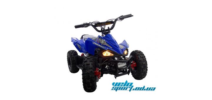 Cкидка 5% на детский электроквадроцикл CROSSER EATV 90500 NEW 36V/500W