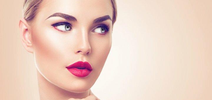 Перманентный макияж век, бровей или губ от мастера Анастасии Буряк