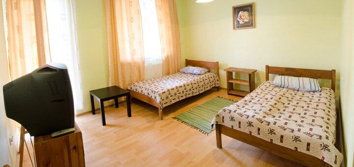 От 3 дней отдыха с питанием, открытым бассейном и пакетом услуг отеле «Дзвінка» в Славском