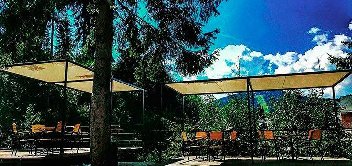 От 3 дней летнего отдыха с завтраками в отеле «Bukville» в Буковеле