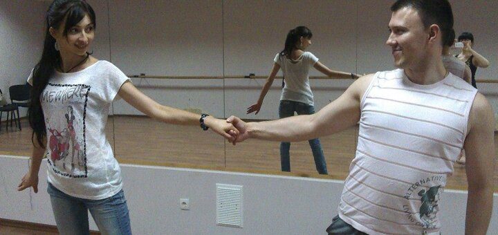 До 16 занятий танго-фламенко в группе для девушек от центра «LUZ DE LUNA» с Илоной Клешниной