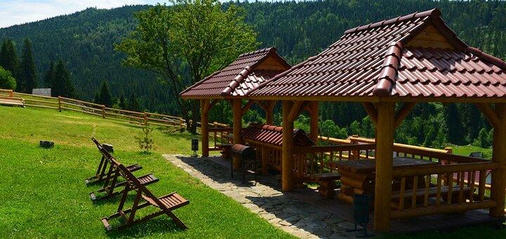 От 4 дней отдыха с дополнительными услугами в отеле «Перлина Карпат» в Буковеле