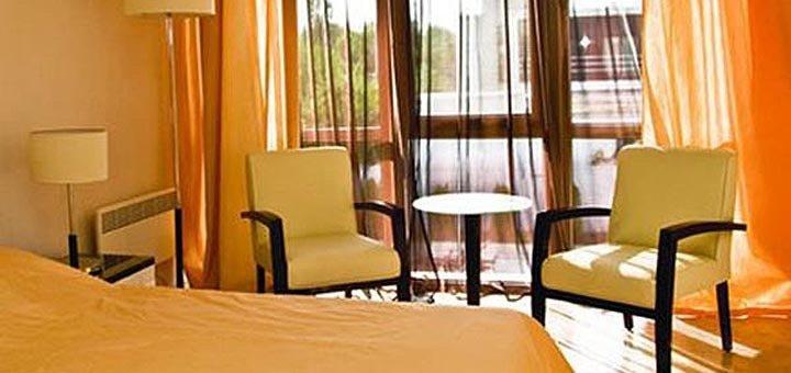 Майские праздники в Затоке! 2, 3 или 4 дня отдыха для двоих или четверых человек в отельном комплексе «Адам и Ева»!