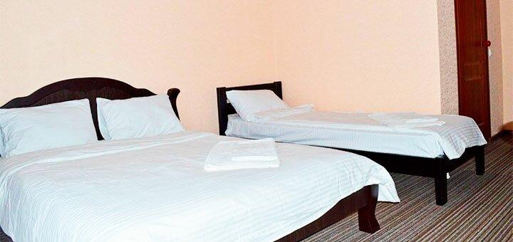 От 3 дней отдыха в сентябре с двухразовым питанием в отеле с бассейном «Райс» в Железном Порту