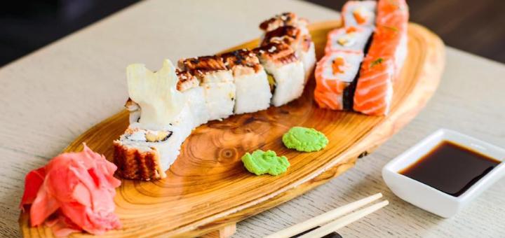 Скидка 50% на все меню кухни в ресторане «Якитория»