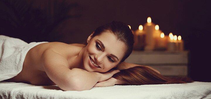 SPA-программа «Идеальный релакс» в косметологическом кабинете  «Красотка»