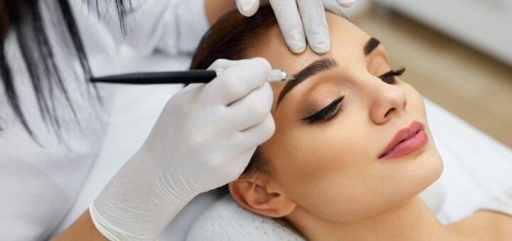 Скидка до 66% на микроблейдинг, перманентный макияж и удаление в «boldyreva_tatoo»