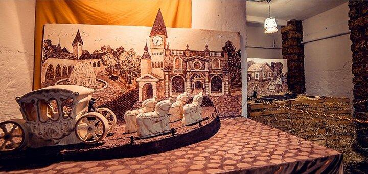 Скидка 50% на билеты на посещение «Музея Шоколада»
