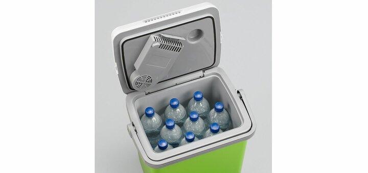 Знижка -25% на автомобільний холодильник від німецької фірми