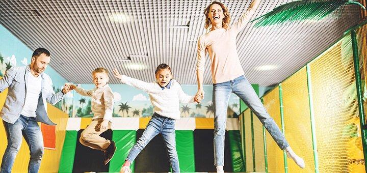 День посещения детского парка развлечений «Мадагаскар» в РЦ «Блокбастер»