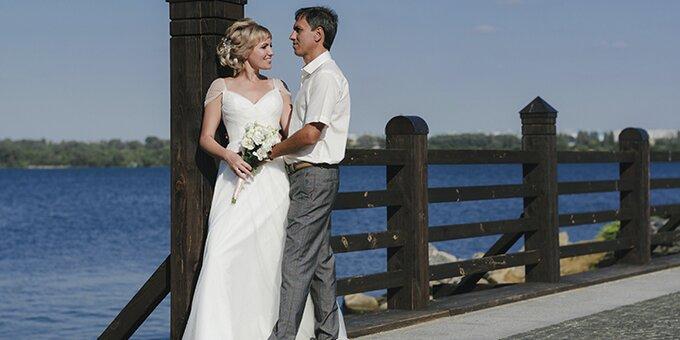 Скидка до 66% на свадебную или тематическую фотосессию от Анны Гусак