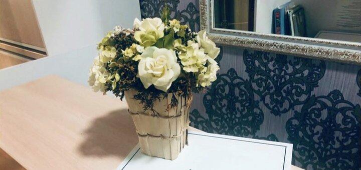 Маникюр и педикюр с покрытием гель-лаком в салоне красоты «Astoria Beauty&Spa»