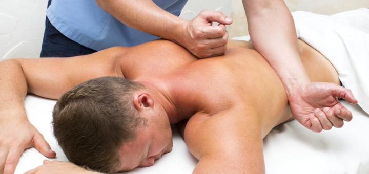 До 5 сеансів оздоровчо-лікувального масажу спини, шийно-комірцевої зони та рук у «Empyreal»