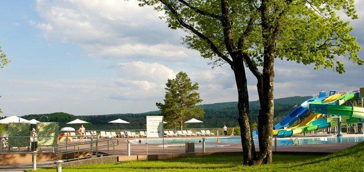От 3 дней с завтраками, SPA и комплексом услуг в «Rixos-Prykarpattya Resort 5*» в Трускавце