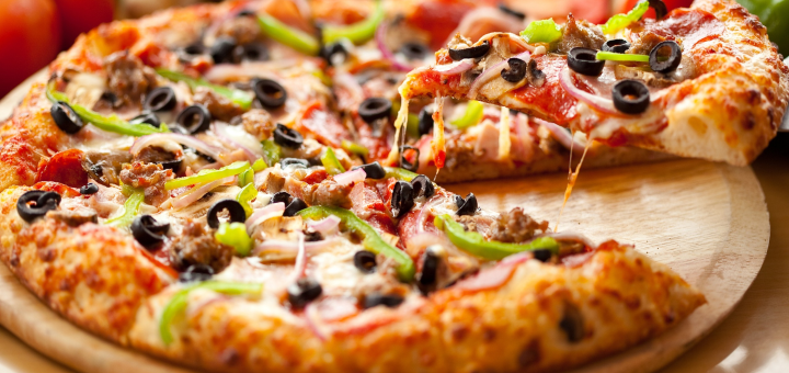 Скидка 50% на всё меню кухни в итальянской траттории «Джузеппе» на Победе
