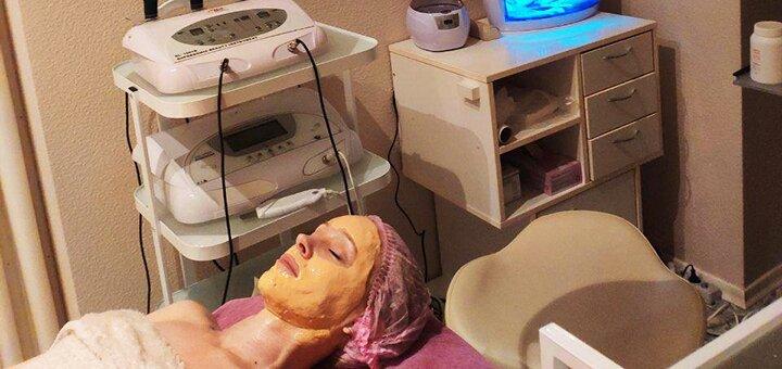 Комплексная атравматическая или ультразвуковая чистка лица в салоне Валерии Благовещенской