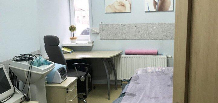 Микротоковая терапия лица и декольте в студии красоты «Beauty Med»
